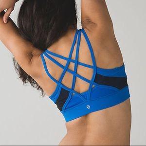 New Lululemon Strap it Like it's Hot Sports Bra 2